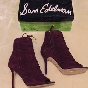 Brand new Sam Edelman ankle boots,